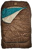 Kelty Tru.Comfort 20 Degree Double Wide Sleeping Bag, Mocha