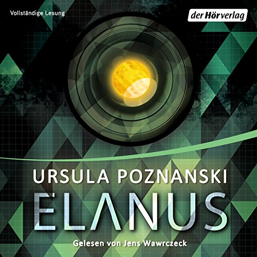 Elanus audiobook cover art