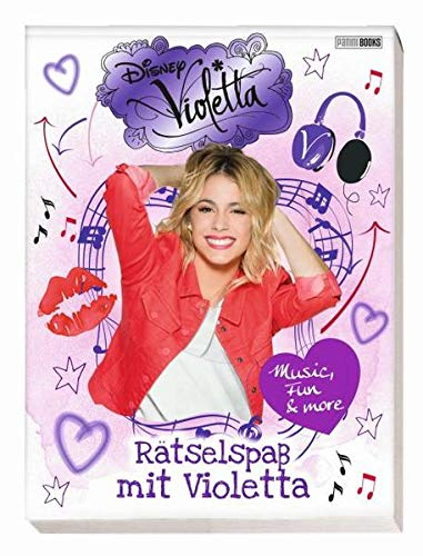 Disney Violetta: Rätselspaß mit Violetta