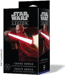 Fantasy Flight Games - Star Wars Legion - Dooku Count, Color (SWL45ES), Assorted Colour/Model