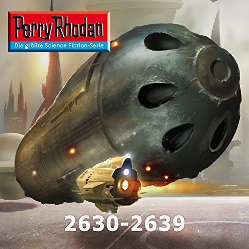 Perry Rhodan, Sammelband 24 audiobook cover art