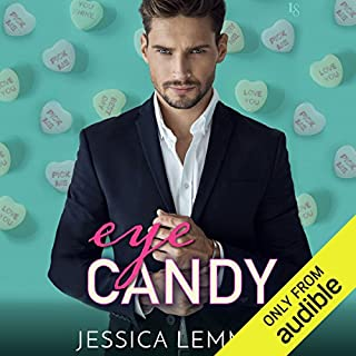 Eye Candy audiobook cover art