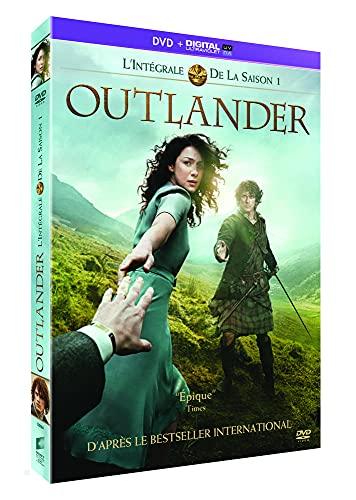 Outlander-Saison 1 [DVD + Copie Digitale]