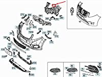 MB VITO W447 フロント バンパー 右 補強 A4478800116 NEW GENUINE