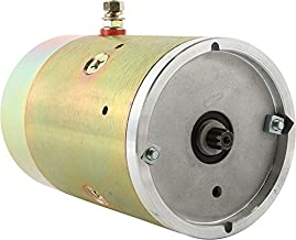 DB Electrical LFS0001 New Dc Pump Motor For Dell Maxon Fenner Stone Snowaway More 1175-AC, 1185-AC, 1785-AC, 1787-AC, 1931-AC, PRESTOLITE 46-4048, MUE6114S A150265 1303590 25169 1175-AC 430-01003