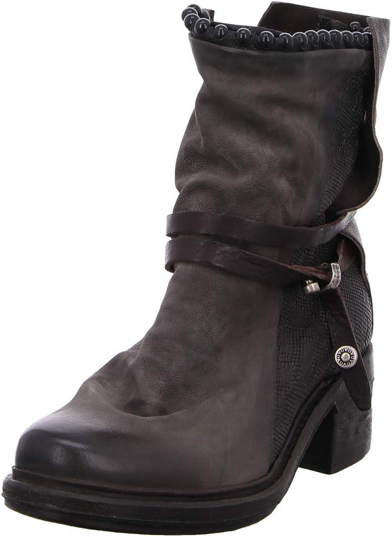 A.S.98 261216-203-S - Damen Schuhe Stiefel - 0001-smoke-tdm