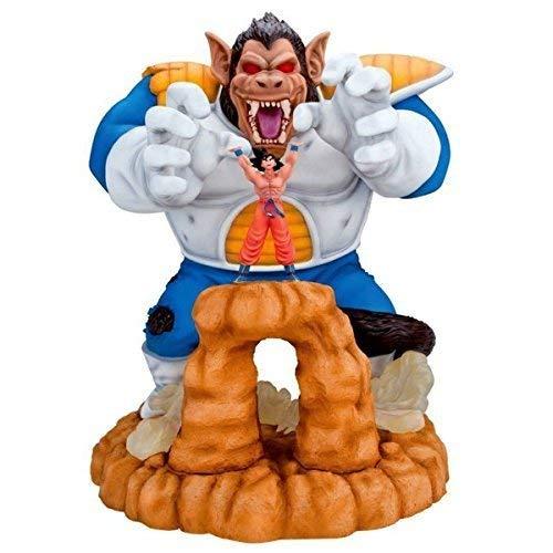 Kuji Dragon Ball Kai confrontation reviews A large prize monkey Vegeta vs Goku figure most (japan import)