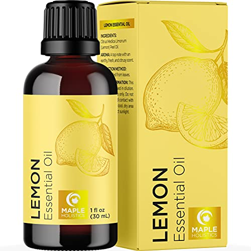 Invigorating Aromatherapy Lemon...