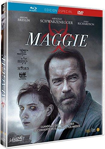 Maggie (Combo) [Blu-ray]