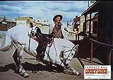 Lucky Luke - Terence Hill - Aushangfotos A4 21x29cm - 18