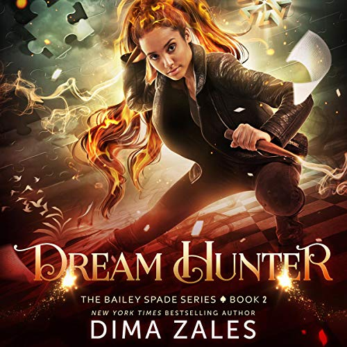 Dream Hunter Audiobook By Dima Zales, Anna Zaires cover art