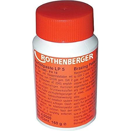 ROTHENBERGER 40500 - Lp 5 en botella plastico 160 gr