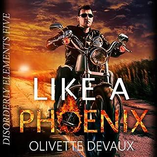 Like a Phoenix audiobook cover art