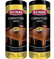 Image of Weiman Wood Cleaner and...: Bestviewsreviews