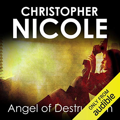 Angel of Destruction audiobook cover art