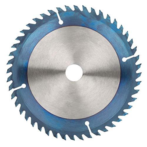 Hoja de sierra circular sofisticada HSS Discos de corte de sierra circular para carpintería Cortador de sierra circular para(160 * 1.8 * 20 * 48T)