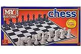 KT Mi Juego Juegos Tradicionales plástico Tablero de ajedrez