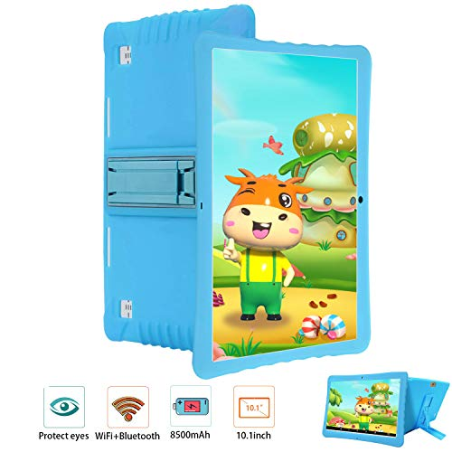 4G Tablette Tactile 10 Pouces, Android 9.0 3Go RAM 32Go ROM...