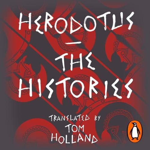 The Histories Audiobook By Herodotus, Tom Holland - translator cover art