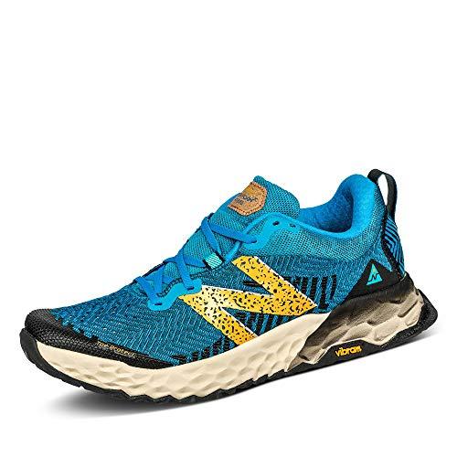 New Balance MTHIERV6_41,5, Zapatillas de Running Hombre, Naranja Azul, 41.5 EU