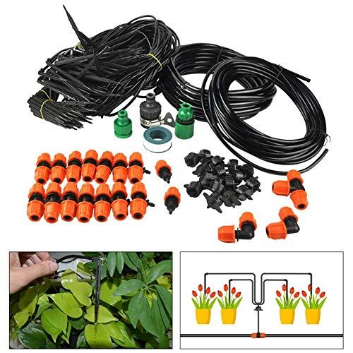MINGMIN-DZ Dauerhaft DIY Gartenbewässerung Kit Micro Drip-Bewässerungssystem Pflanzen Blumen Streuen Bewässerungssystem for Gewächshaus