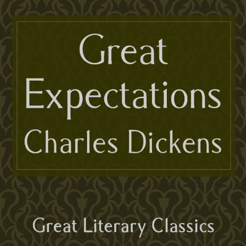 Great Expectations Audiobook By Charles Dickens cover art