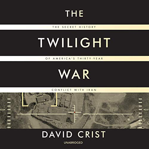 The Twilight War audiobook cover art