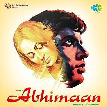 Abhimaan (Original Motion Picture Soundtrack)