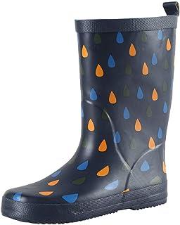 حذاء المطر ريما رافاتا كيدز مقاوم للماء للأولاد والبنات في الهواء الطلق حذاء مطاطي