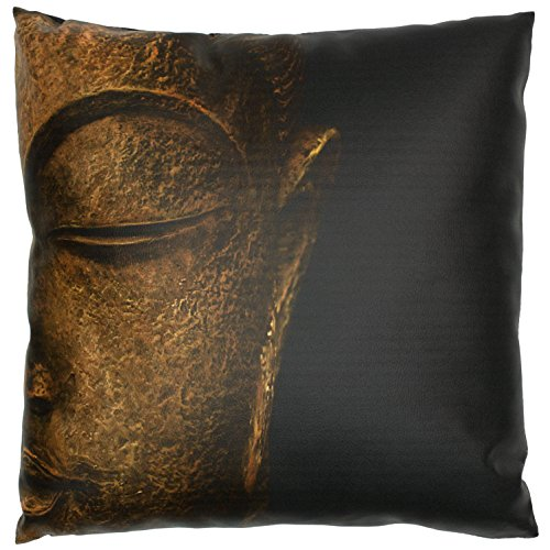 ORIENTAL Furniture Serene Buddha Pillow