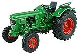 Universal Hobbies- Tracteur Deutz D6005-Echelle 1/32, UH4994, Vert