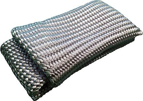 RX WELD Consejos y trucos de soldadura Tig Finger Heat Shield (paquete de 2) (XL)