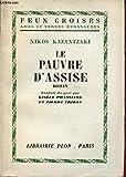 LE PAUVRE D'ASSISE - PLON
