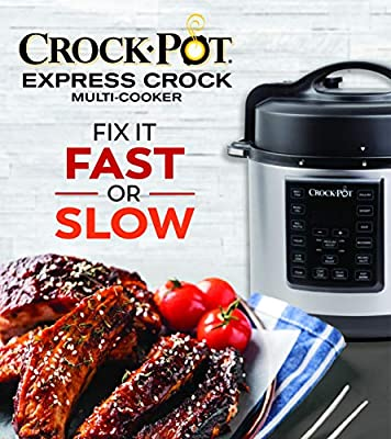 Crock-Pot Express Crock Multi-Cooker: Fix It Fast or Slow
