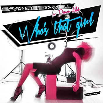 Who's That Girl ? - Single