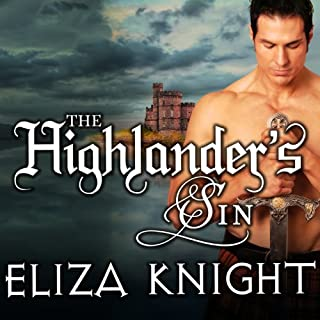 The Highlander's Sin     Stolen Bride Series, Book 6               Written by:                                                                                                                                 Eliza Knight                               Narrated by:                                                                                                                                 Corrie James                      Length: 9 hrs and 14 mins     1 rating     Overall 3.0