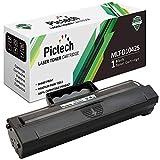 Cartucho de tóner de repuesto compatible con Pictech para Samsung MLT-104 - para impresoras Samsung ML-1660, 1665, 1670, 1675, 1860, 1865 (1 x negro)