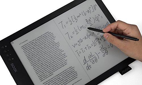 """BOOX MAX2 13.3"""" Lector e-Book con Funda, Android 6.0, 2GB + 32GB, 4100mAh WiFi Negro miniatura"""