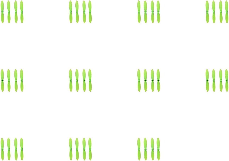 alta calidad 11 x Quantity of WLJuguetes WLJuguetes WLJuguetes V292 All verde Nano Quadcopter Propeller blade Set 32mm Propellers Blades Props Quad Drone parts - FAST FREE SHIPPING FROM Orlando, Florida USA   compras online de deportes