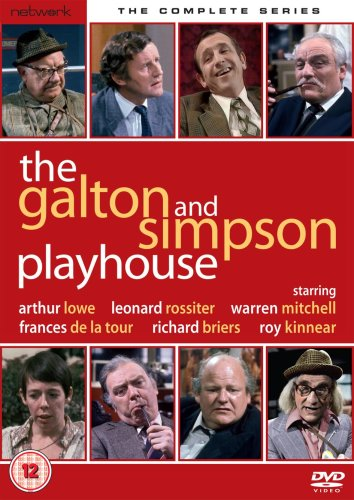 The Galton And Simpson Playhouse - The Complete Series [DVD]