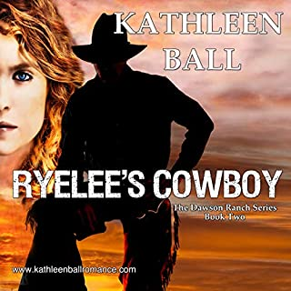 Ryelee's Cowboy audiobook cover art