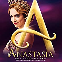 Stephen Flaherty - Anastasia Original Broadway Cast Recording Exclusive Double disc Colored Vinyl 2X LP With Cover Artwork