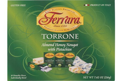 Ferrara - Pistachio Torrone, 18pc Box