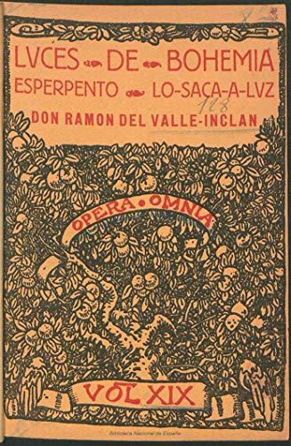 Luces de bohemia eBook: del Valle Inclán, Ramón: Amazon.es: Tienda ...