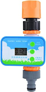 Irrigation Timer, Digital Electronic Automatic Garden Water Timer Irrigation Timer Intelligent Flowers Watering Controller Auto Irrigation System