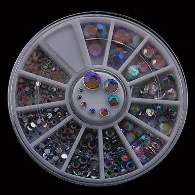 MZP 1 Manucure Dé oration strass Perles Maquillage cosmétique Manucure Design