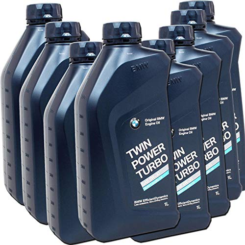 BMW 21 2 365 933/8 Twin Power Turbo Olio Motore LL 04 5 W-30 (8 x 1 Litro)
