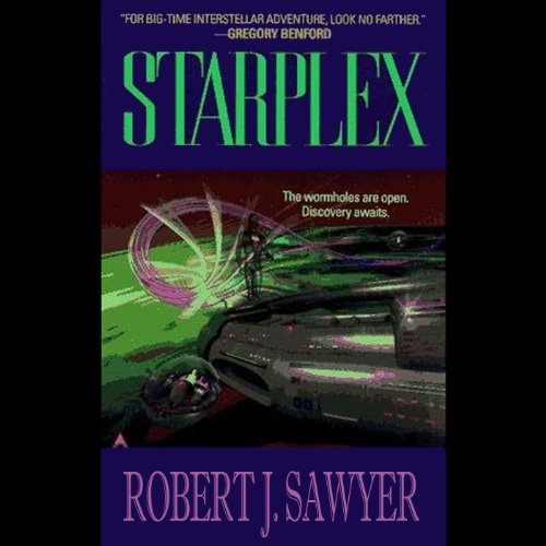 Starplex audiobook cover art
