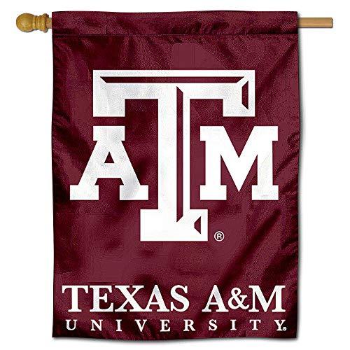 Texas A&M Aggies House Flag Banner