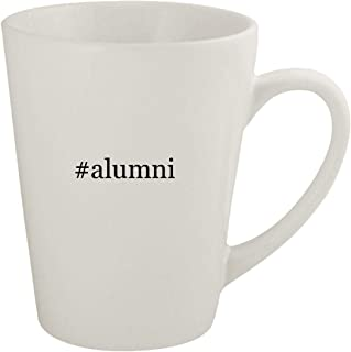 #alumni - Ceramic 12oz Latte Coffee Mug